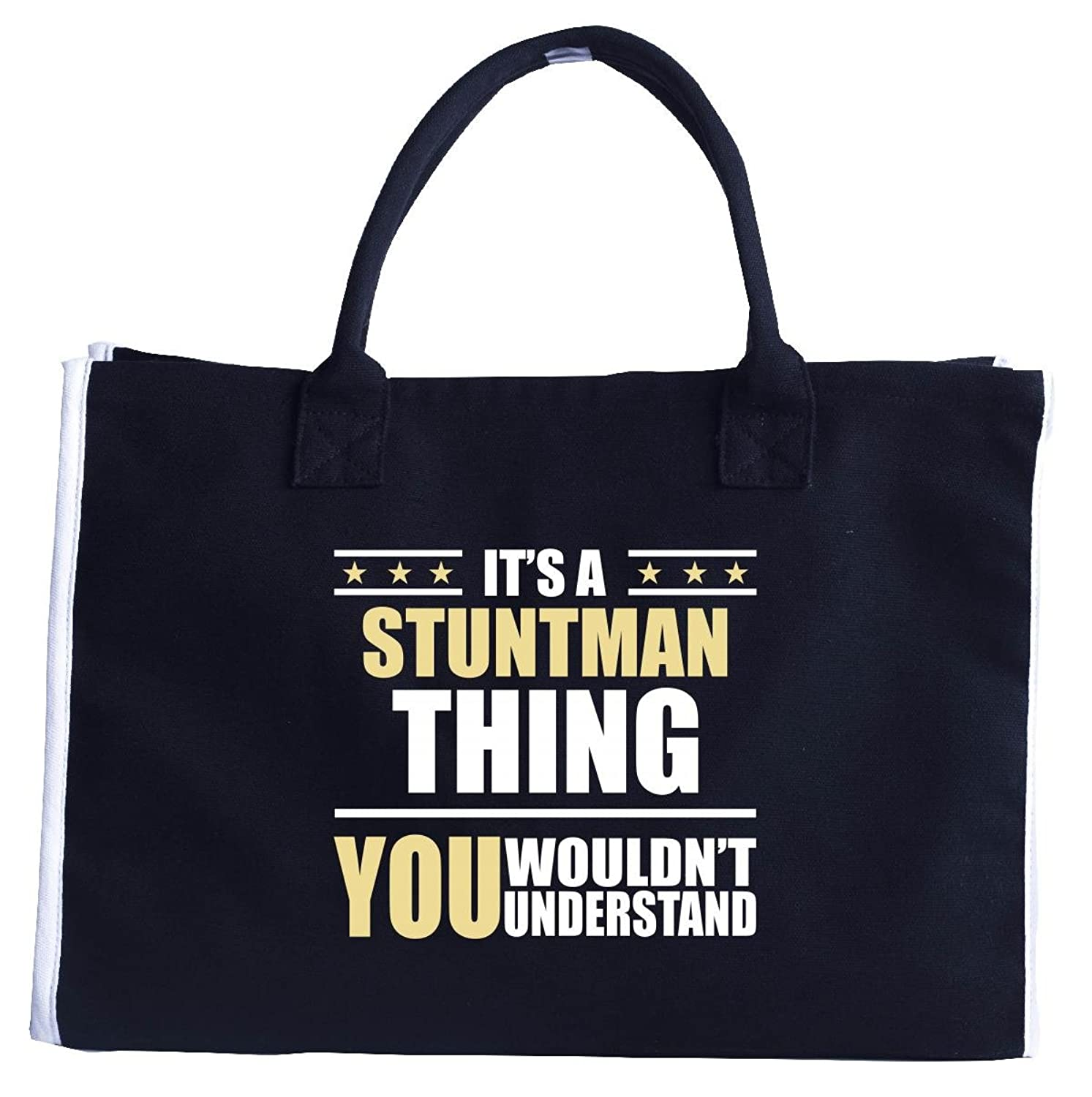 It's A Stuntman Thing You Wouldn't Understand - Fashion Tote Bag
