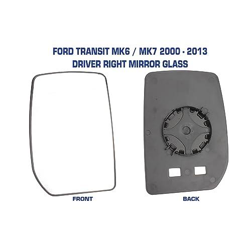 Renault Kangoo MK2 2008-2013 Black Door Wing Mirror Cover O//S Drivers Right
