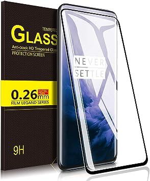 Yocktec Cristal Templado para OnePlus 7 Pro, [Dureza 9H ...