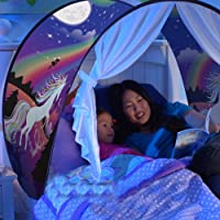 Beauté Top Enfants Pop Up Lit Playhouse Tent - Jumeaux (Winter Wonderland)