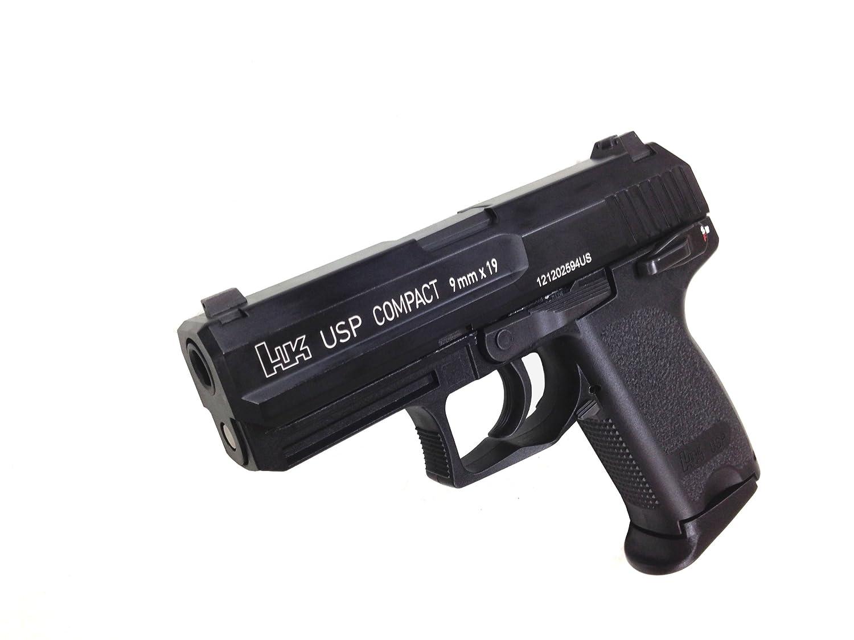 UMAREX H&K USP Compact ブローバックガスガン B007UMDFEE