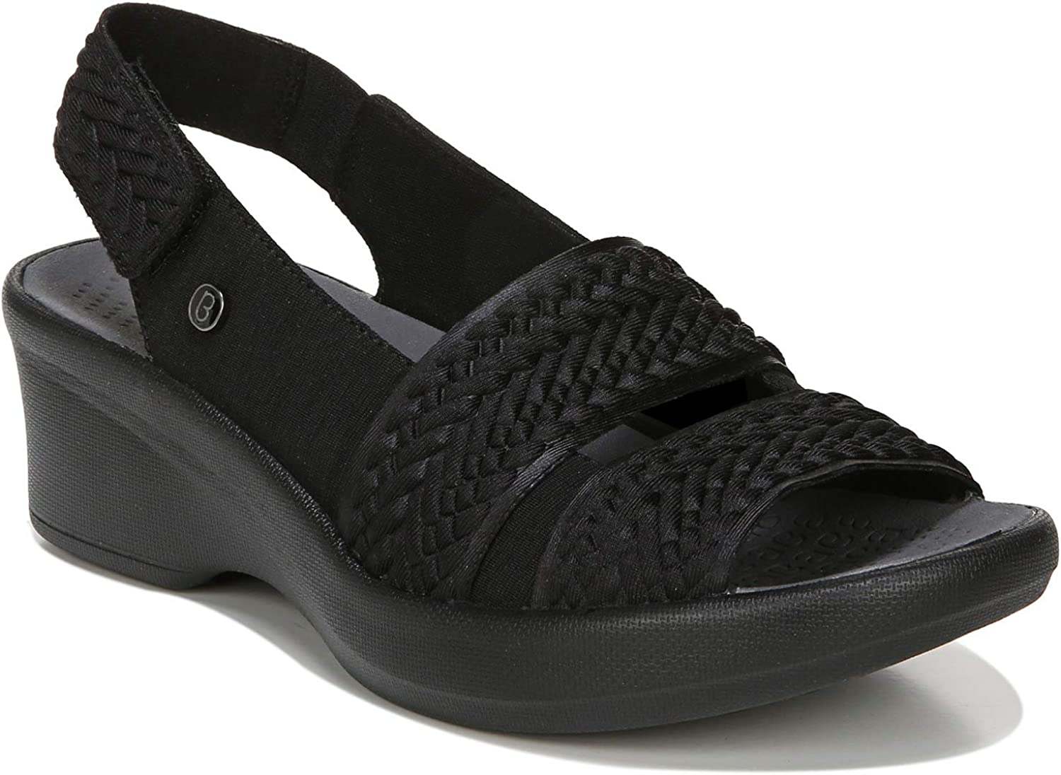 BZees Women's Fiona Slide Sandal
