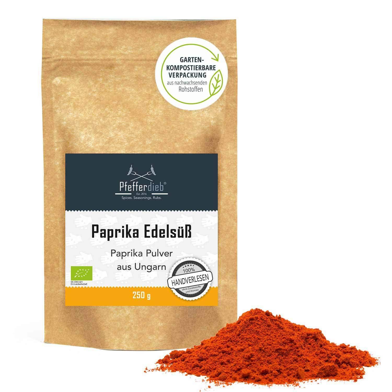 Paprika edelsüß BIO, gemahlen