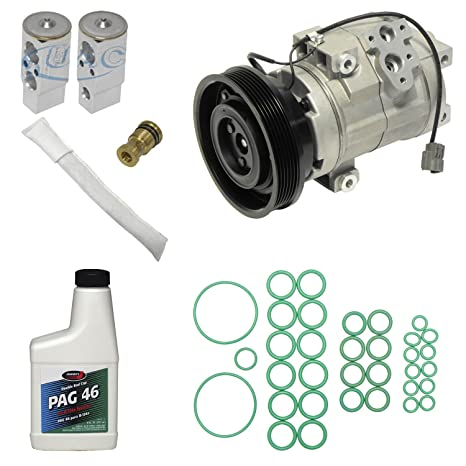 Universal aire acondicionado KT 4023 a/c compresor y Kit de componente