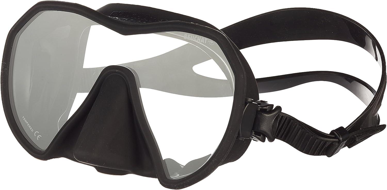 dive Beuchat Tiger Black T27946// Masks Unisex Black Masks Beuchat