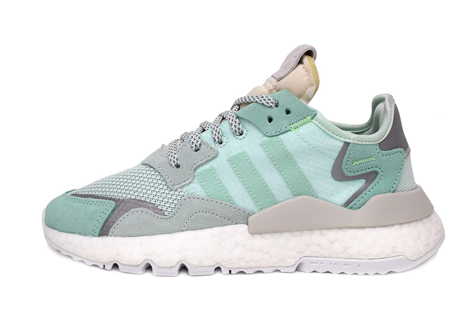 : adidas Nite Jogger Womens in Ice MintClear Mint