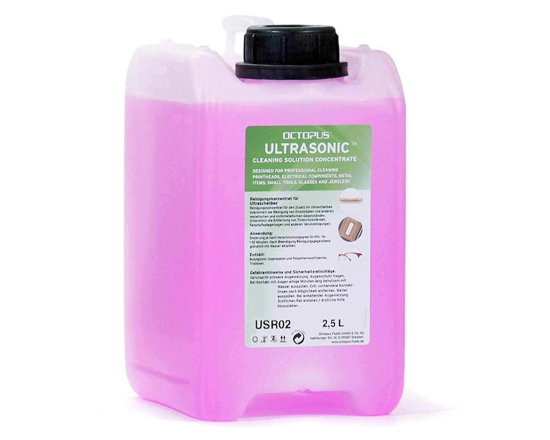 Produit Nettoyage à Ultrason 2,5L