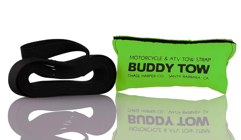 1785 lb. test 12 x 1 Lime Green Tough military spec nylon webbing Chase HarperUSA 9100 Buddy Tow