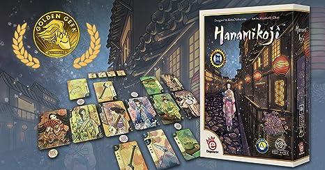 Hanamikoji: Amazon.es: Juguetes y juegos