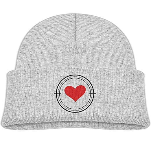 Amazon.com  Beanie Caps Red Heart Target Soft Knit Hat Baby Girls ... d1e578aa159