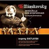 Miaskovsky : Complete Symphonies Nos 1 - 27