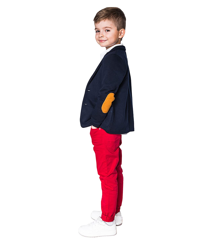 BetterStylz Kinder Sweatsakko JuanBZ in 3 Farben Kindergr/ö/ße 92-128