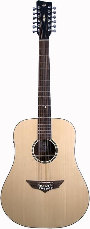 VGS RT-10-12 E Root - Guitarra acústica con 12 cuerdas: Amazon.es ...