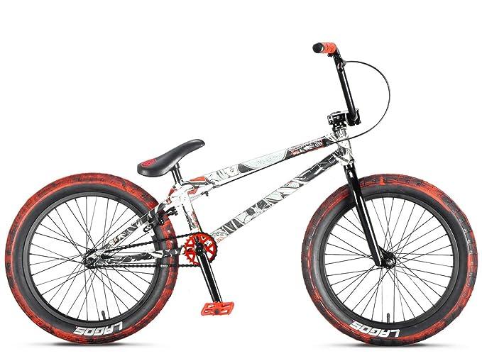 Amazon.com: Mafiabikes Madmain - Bicicleta BMX principal ...