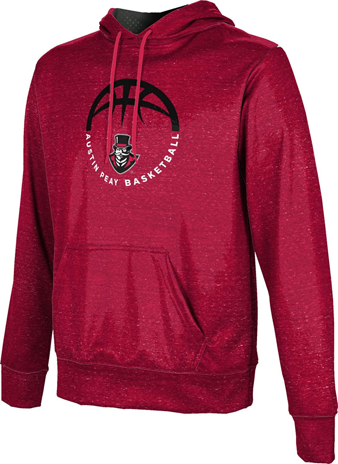 ProSphere Austin Peay State University Basketball Boys Pullover Hoodie Heather