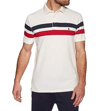 Jack Wills Portrush - Polo Deportivo Blanco Blanco Vintage XS ...