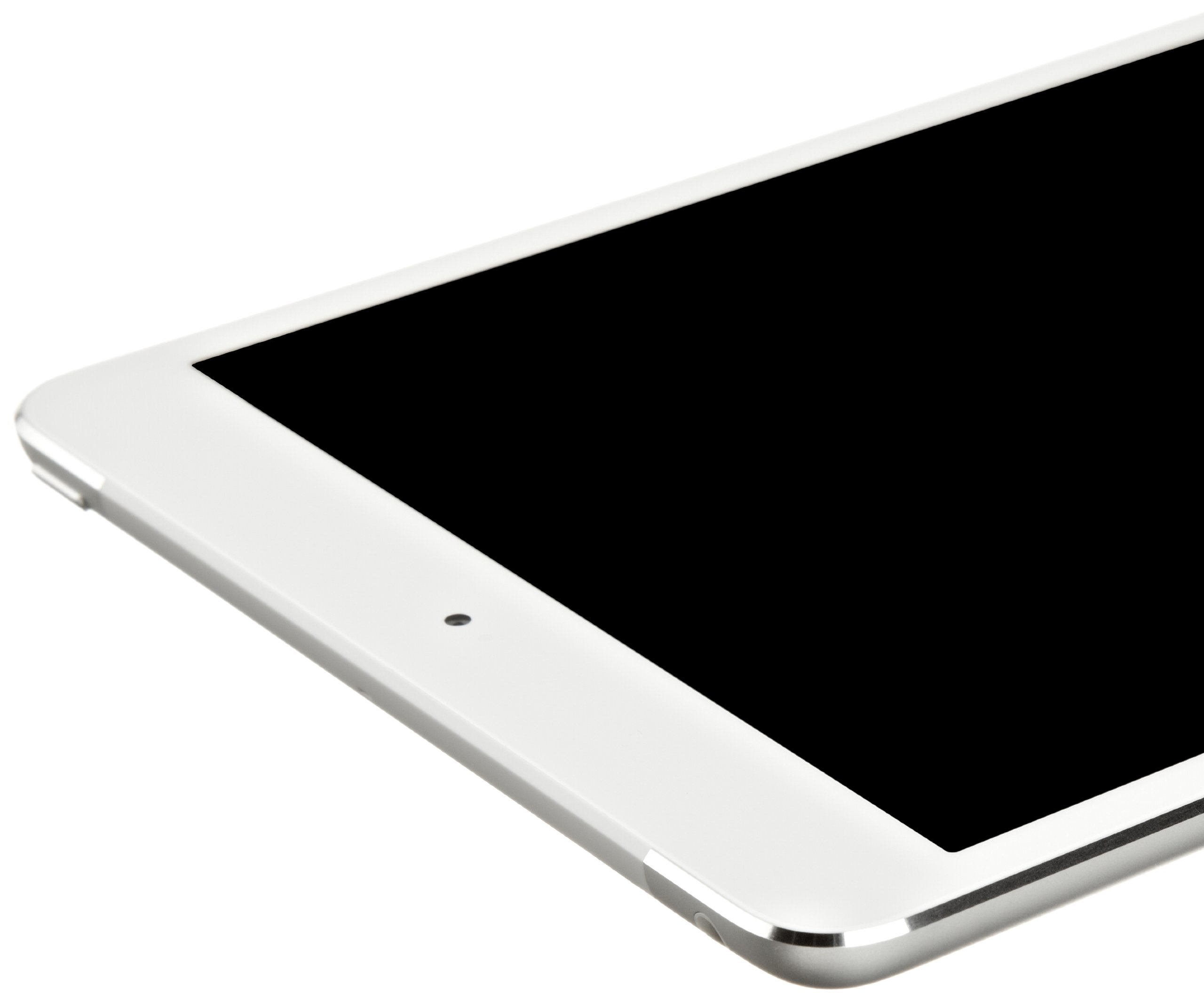 Apple iPad mini 2 with Retina Display MF075LL/A 16GB Memory Wi-Fi  4G LTE Verizon [White With Silver][Old Version] by Apple (Image #3)