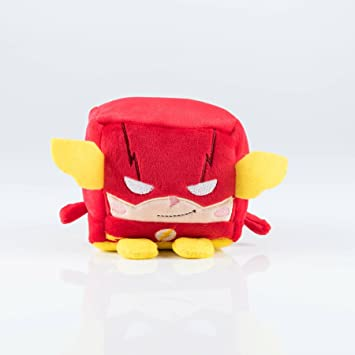 DC Comics dec158226 Kawaii Cube DC Flash – Peluche (Tamaño Mediano)