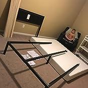 Amazon Com Zinus Korey 14 Inch Platform Metal Bed Frame