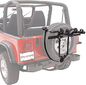 Hollywood SR1 Jeep Wrangler Bike Rack