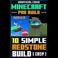 Minecraft: Pro Build - 10 Simple Redstone Builds: Build Hack