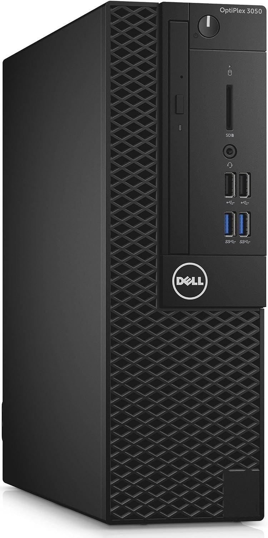 Dell Optiplex 3050 | Intel Core 7th Gen i5-7500 Quad Core | 16GB DDR4 2400MHz | 500GB HDD | Win10 Pro | Small Form Factor (Renewed)