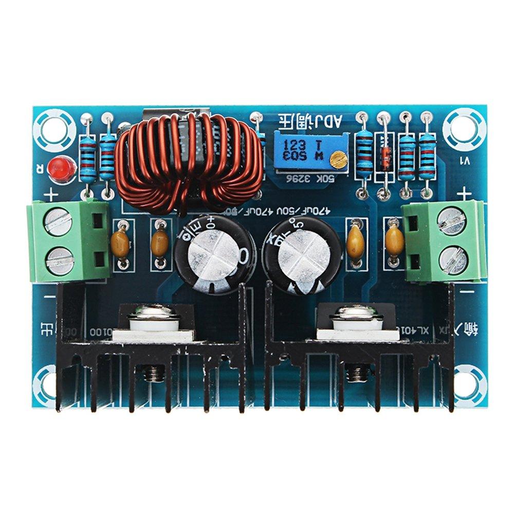 3Pcs XH-M400 Step Down Module Adjustable XL4016E1 High Power DC-DC 8A DC4-40V With Regulator - Arduino Compatible SCM & DIY Kits