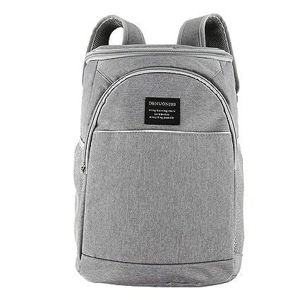 Amazon.com: DUZHOME - Bolsa térmica gruesa de Oxford, bolsa ...