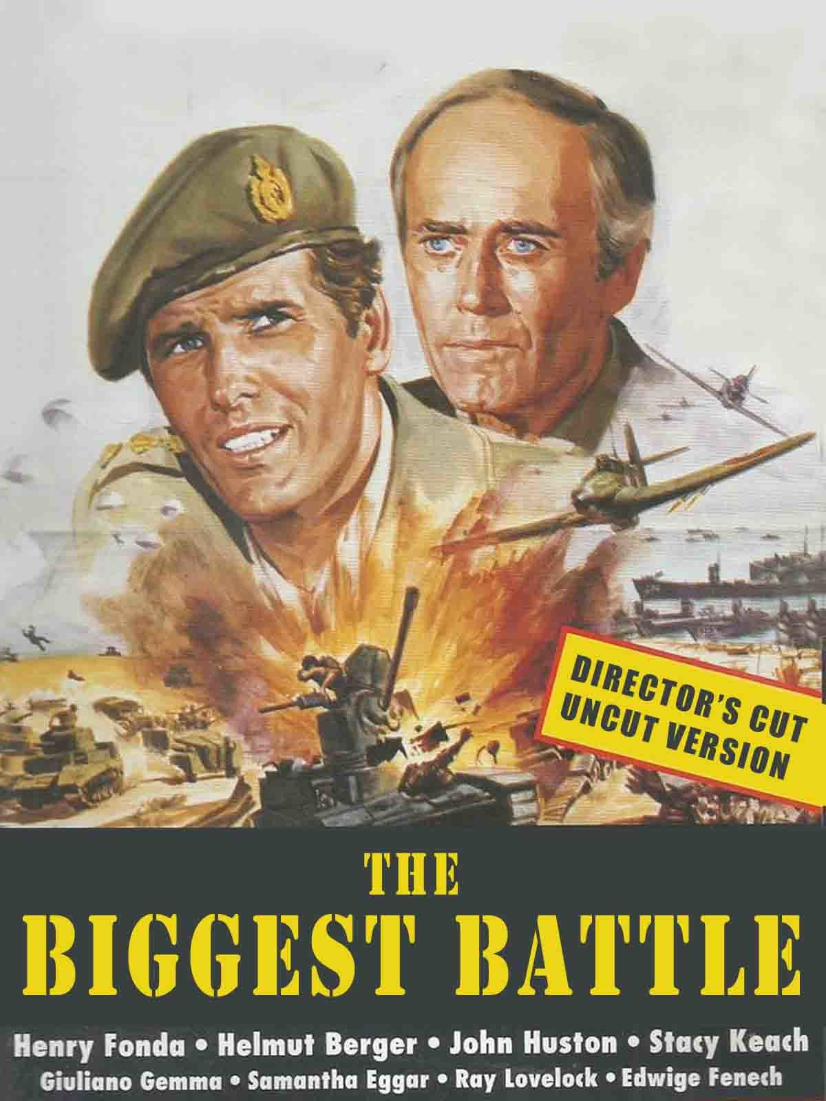 the biggest battle 1978 watch online