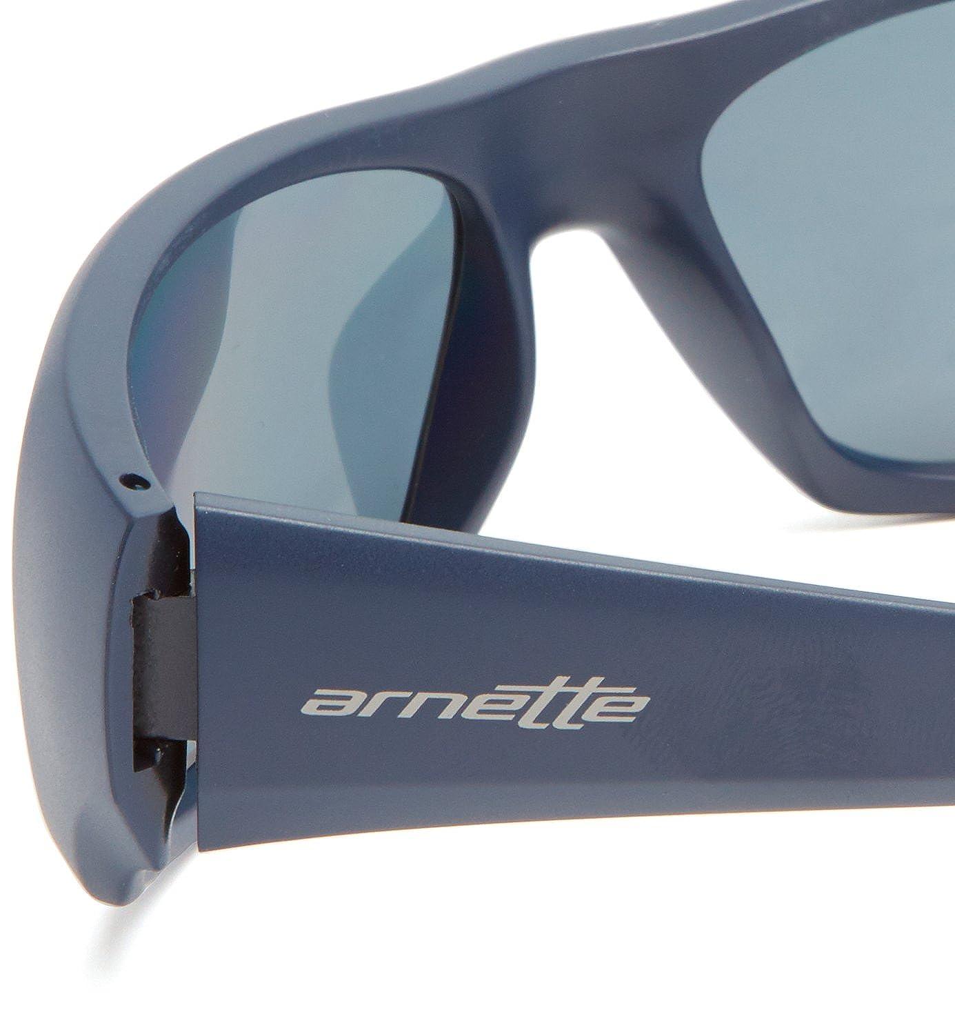 Arnette Hot Shot, Gafas de Sol para Hombre, Azul Marino (Matte Navy), 61: Amazon.es: Ropa y accesorios