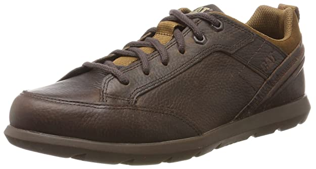 Caterpillar Beckett, Zapatillas para Hombre, Marrón (Mens Brown), 43 EU