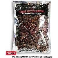 The Biltong Man Peri Peri Forte Biltong (500g)