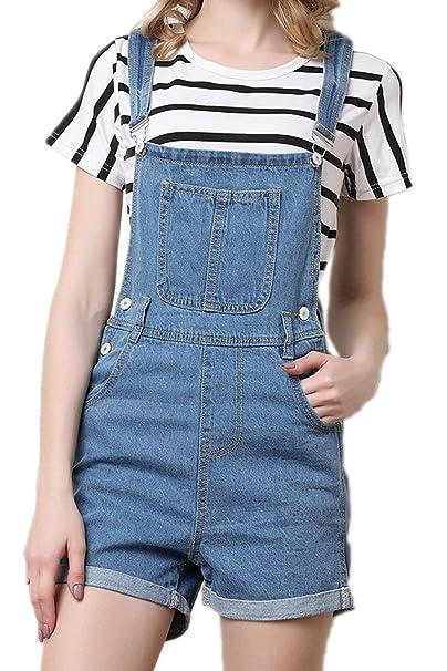 Mujer Pantalones Vaqueros De Verano De Casuales Jeans Mujer ...
