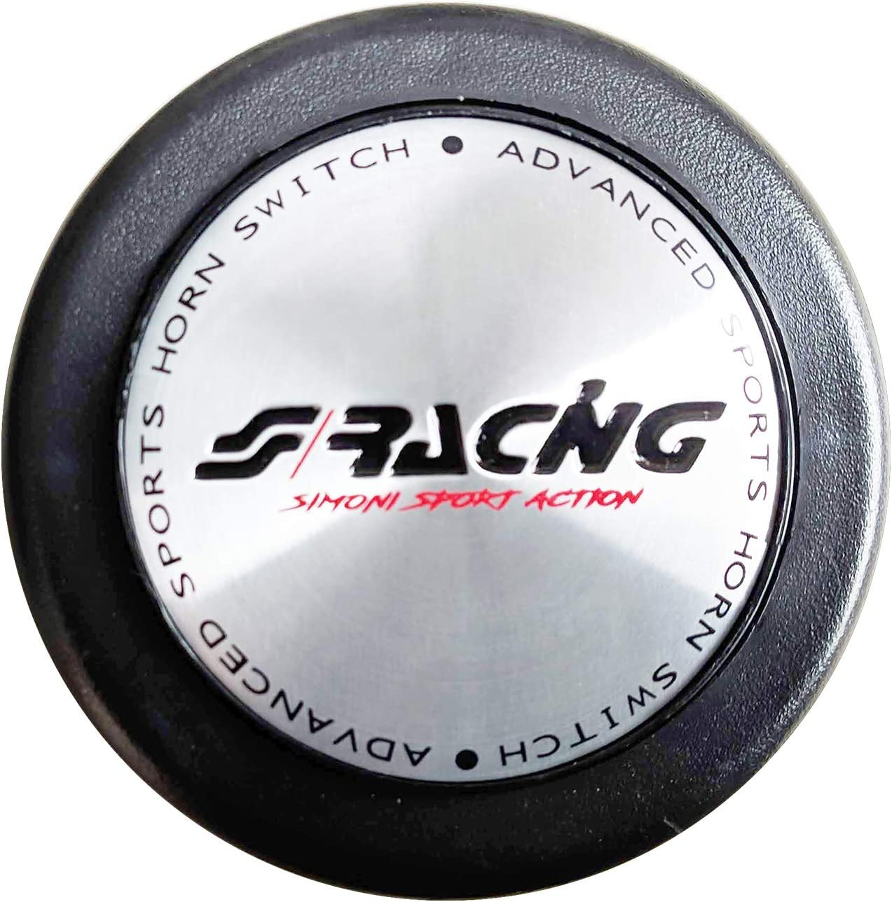 Simoni Racing 1//A Pulsante Clacson Universale