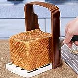 KINGSUNG Bread Cut Loaf Toast Slicer Cutter Slicing Guide Kitchen Tool