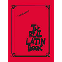 The Real Latin Book: For C Instruments book cover