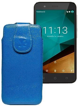 Suncase Funda para/Vodafone Smart Prime 7/piel para móvil ...