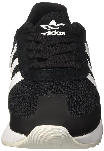 97d09ec5e2 adidas Damen Flashback Sneaker Low Hals, Schwarz, 38 EU: Amazon.de: Schuhe  & Handtaschen