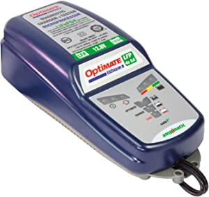 OptiMate TM-291 Lithium 4s 5A 10-step 12.8V 5A Sealed Battery Saving Charger & Maintainer