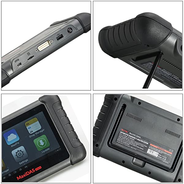 Autel Maxidas DS808 is a professional scan tool for mechanics and professional techs