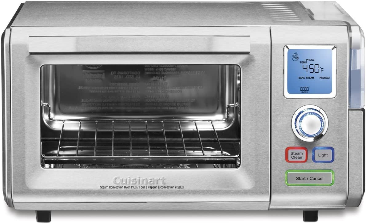 Cuisinart Steam /& Convection Oven Stainless Steel