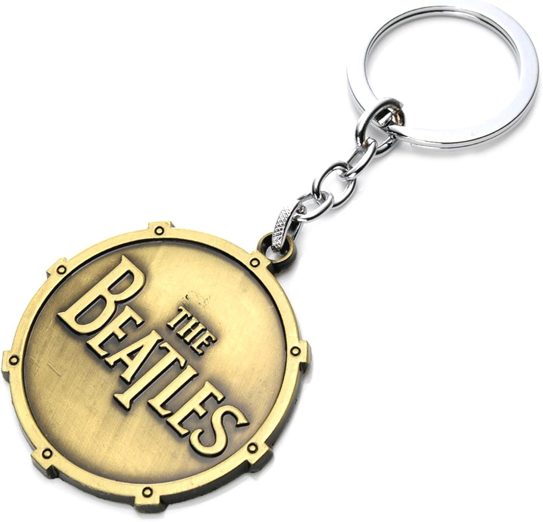 Outlander Brand The Beatles - Llavero con Caja de Regalo: Amazon ...