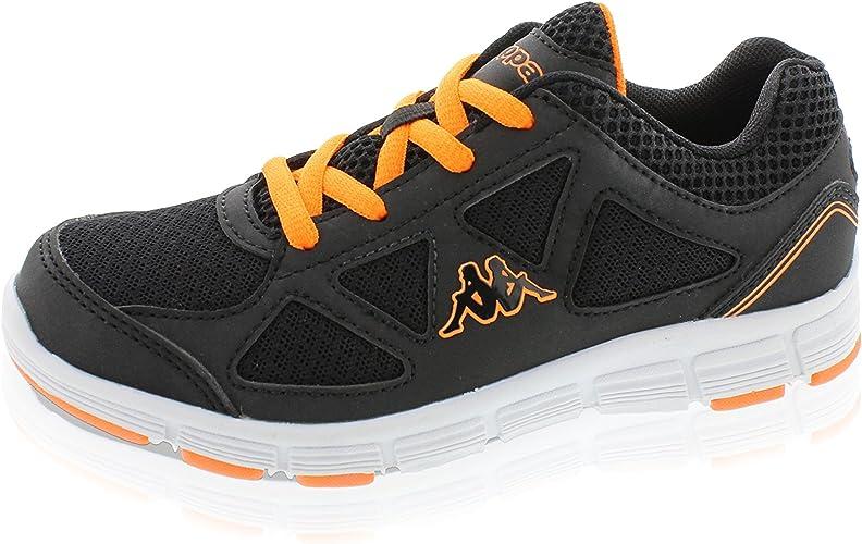 Kappa Deportivos Umberte Negro/Naranja EU 33: Amazon.es: Zapatos y complementos