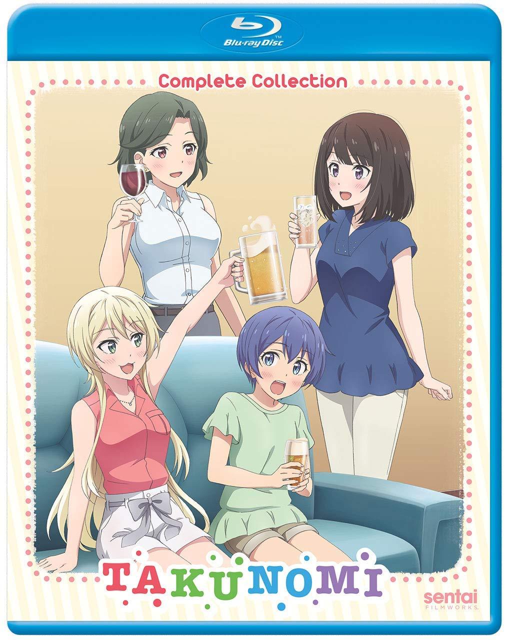 Takunomi Blu-ray (Dual Audio)