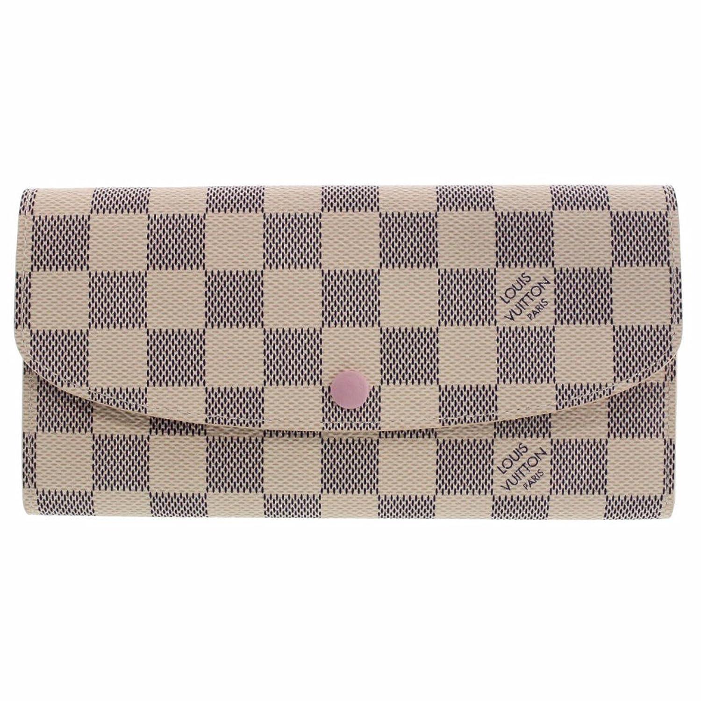 ルイヴィトン 財布 N41625 ダミエアズール ポルトホイユエミリー [並行輸入品] B06XZVJTL1