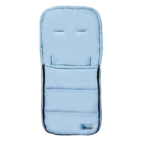 Altabebe AL2200-04 - Saco de abrigo para carrito, color azul ...