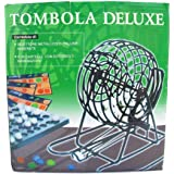 HOW (HOUSE OF WISHES) with Device Spin Tambola Cage Bingo Board Game