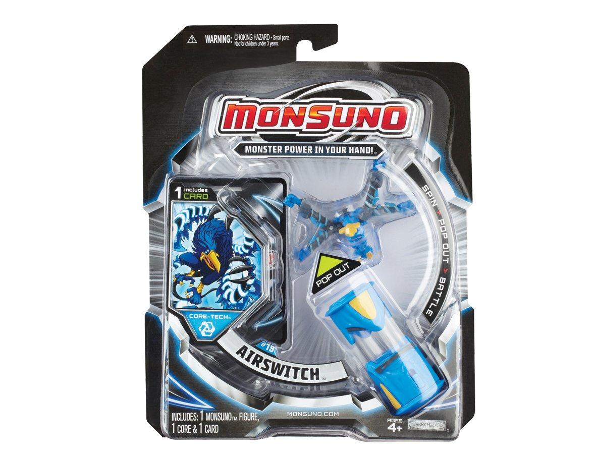 1 Pack Jakks 42902 Monsuno 3 Core-Tech Airswitch 19