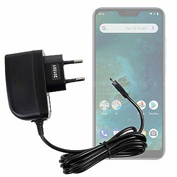 DURAGADGET Cargador (2 Amperios) para Smartphone DOOGEE X55 ...