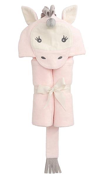 Amazon Com Elegant Baby Bath Wrap Unicorn Baby